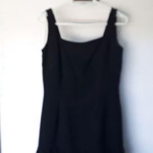 Black cocktail dress never been worn brand new